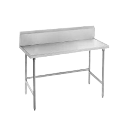 """Advance Tabco TVKS-3012 Work Table 30"""" Wide Top"""