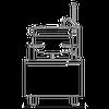 Blodgett Steam CB24E-10K Boiler Base Cabinet Electric