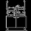 Blodgett Steam CB42E-10-6K Boiler Base Cabinet Electric