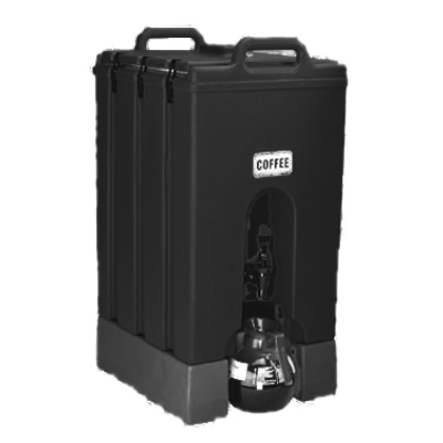 Cambro 1000LCD131 Camtainer Beverage Carrier Insulated Plastic