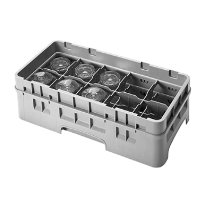 Cambro 10HS318167 Camrack Glass Rack with Extender