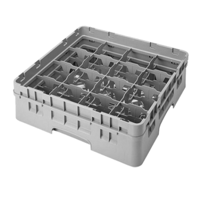 Cambro 16S318110 Camrack Glass Rack with Extender