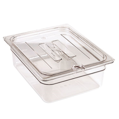 Cambro 40CWCHN135 Camwear Food Pan Cover 1/4 Size