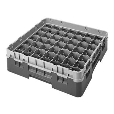 Cambro 49S318110 Camrack Glass Rack with Extender