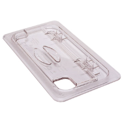 Cambro 60CWLN135 Fliplid Food Pan Cover 1/6 Size