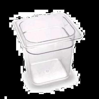 Cambro 66CW135 Camwear Food Pan Plastic