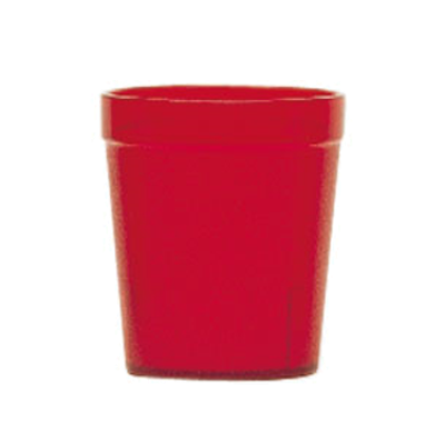 Cambro 800P156 Colorware Tumbler 7.8 oz