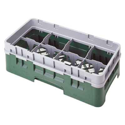 Cambro 8HS318167 Camrack Glass Rack with Extender
