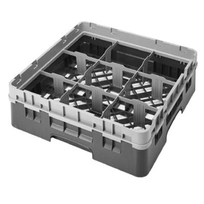 Cambro 9S318151 Camrack Glass Rack with Extender