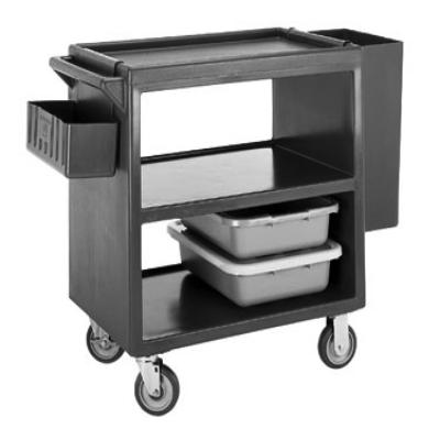 Cambro BC2304S191 Service Cart Open Design