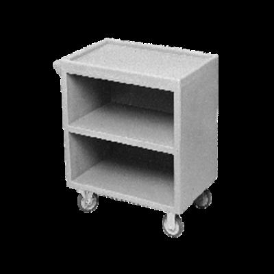 Cambro BC330110 Service Cart Enclosed Base Three Sides