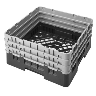 Cambro BR712184 Camrack Base Rack with 3 Extenders