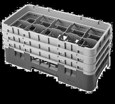 "Cambro 6-7/8""H Half Size 10-Compartment Camracks"