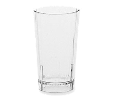 Cambro 10 oz. Clear Huntington Tumblers