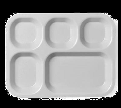 Cambro Tan Five Compartment Tray