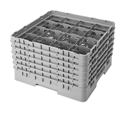 """Cambro 11-3/4"""" H Full Size 16-Compartment Camracks"""