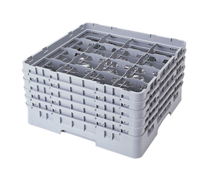 """Cambro 10-1/8"""" H Full Size 16-Compartment Camracks"""
