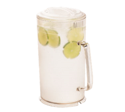 Cambro 2-qt. Pitcher with Lid