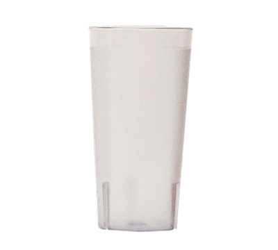Cambro 22 oz. Colorware Clear Tumblers