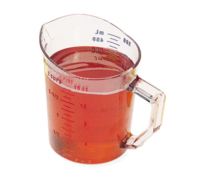 Cambro 1 Pint Measuring Cup