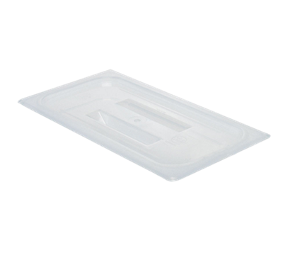 Cambro Translucent 1/3 Size Covers with Handles
