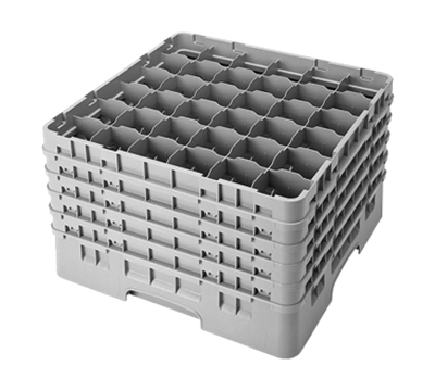 """Cambro 11"""" H Full Size 36-Compartment Camracks"""