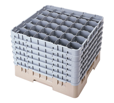 """Cambro 12-5/8"""" H Full Size 36-Compartment Camracks"""