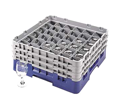 "Cambro 6-7/8"" H Full Size Camracks"