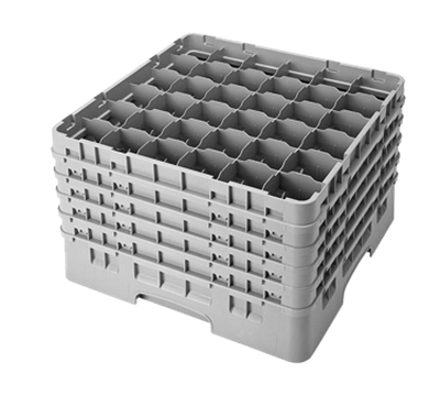 """Cambro 10-1/8"""" H Full Size 36-Compartment Camracks"""