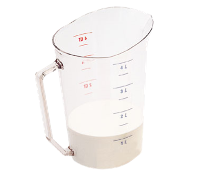 Cambro 4-qt. Measuring Cup