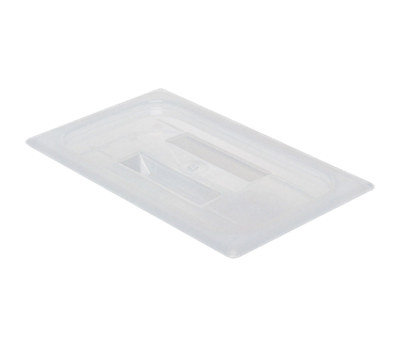 Cambro Translucent 1/4 Size Covers with Handles