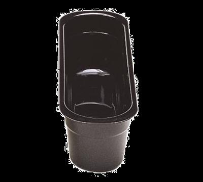 Cambro Gray Cutlery Boxes