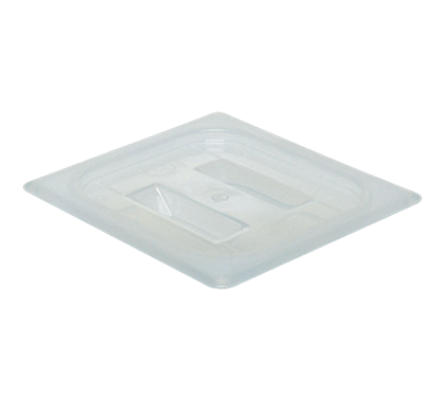 Cambro Translucent 1/6 Size Covers with Handles