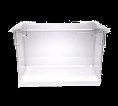 "Cambro Camwear 18""L x 26""W x 15""H Clear Food Storage Boxes"