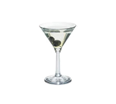 Cambro BWM10CW135 Camwear Aliso Barware Martini Glass 10-1/2 oz