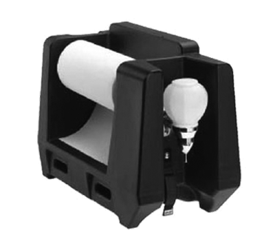 Cambro Handwash Accessory w/Paper Towel Roll Holder
