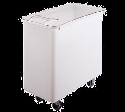 Cambro 34 Gallon White Ingredient Bin