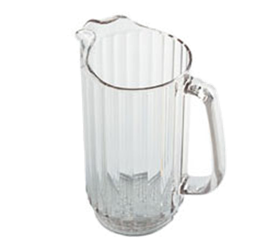 Cambro 32 oz. Clear Pitchers