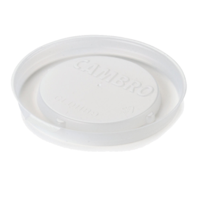 Cambro CLDHB9190 Disposable Lid fits Dinex Heritage 9 Oz