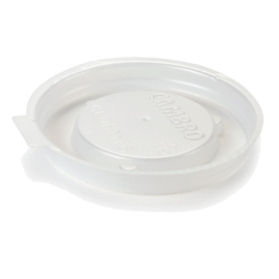 Cambro CLDHMT8190 Disposable Lid fits Dinex Heritage 8 Oz
