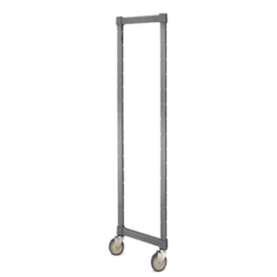 Cambro EMPK1870580 Camshelving Elements Post Kit for Mobile Unit