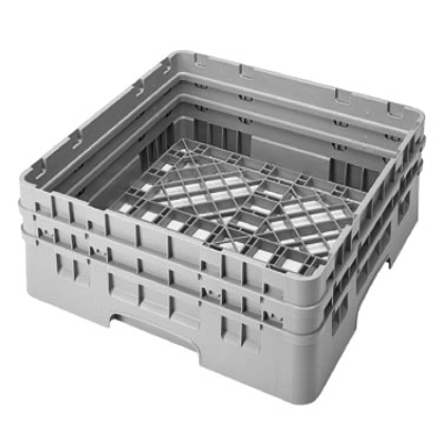 Cambro HBR578184 Camrack Base Rack with 2 Extenders