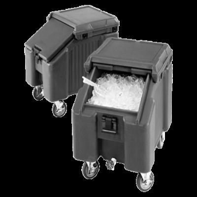 Cambro ICS100L157 Slant Top Ice Caddy Mobile
