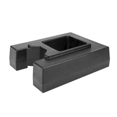 Cambro R1000LCD131 Riser fits 1000LCD