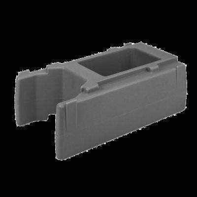 Cambro R500LCD157 Riser fits 250 LCD & 500 LCD