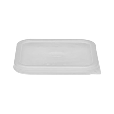 Cambro SFC2SCPP190 Cover for Polycarbonate Camwear Camsquare 2 & 4 Qt