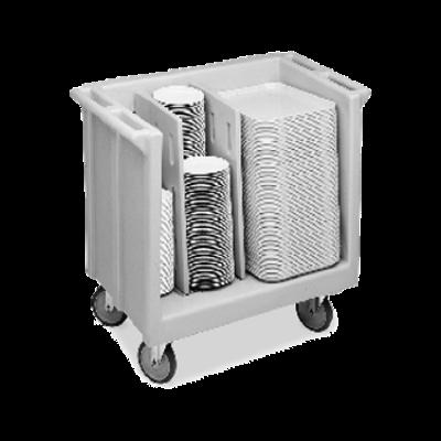 Cambro TDC30131 Dish Cart Adjustable