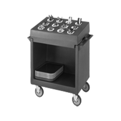 Cambro TDCR12191 Dish Cart & Cutlery Rack 12-Compartment
