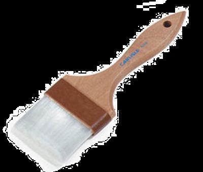 "Carlisle 4039800 3"" Pastry Brush with Nylon Bristles"