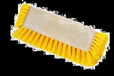 Carlisle 4042200 Floor Scrub with End Bristles